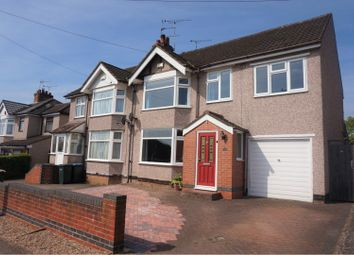 Thumbnail 4 bed semi-detached house for sale in Nailcote Avenue, Coventry