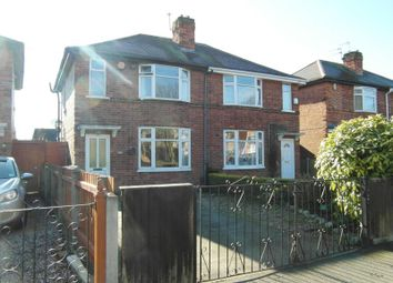 Thumbnail 2 bed semi-detached house to rent in 77 Basford Road, Basford, Nottingham