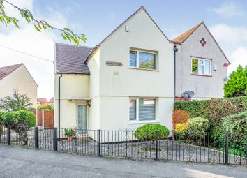 Thumbnail 3 bed semi-detached house for sale in Adrian Street, Allenton, Derby