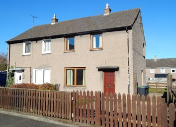 Thumbnail 2 bed semi-detached house for sale in Weirgate Avenue, St. Boswells