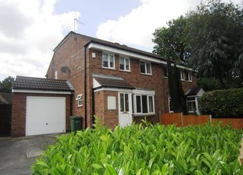 Thumbnail 3 bed semi-detached house to rent in Huxbey Drive, Solihull
