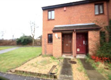 Thumbnail 1 bed end terrace house to rent in Verona Close, Uxbridge