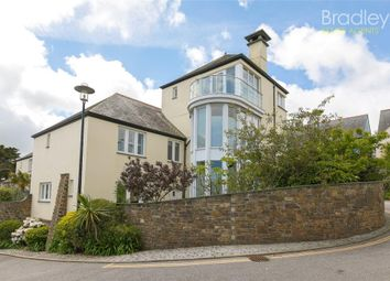 Thumbnail 5 bed detached house for sale in Trinity Watch, Higher Trewidden Road, St. Ives, Cornwall
