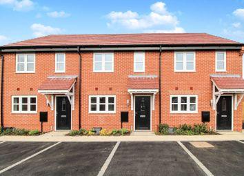 Thumbnail 2 bedroom terraced house for sale in 10 Wheatcroft Drive, Edwalton, Nottingham
