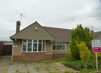 Thumbnail 3 bed semi-detached bungalow for sale in Ridgeway, Wellingborough