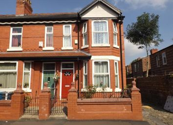 Thumbnail 2 bedroom end terrace house for sale in Alexandra Avenue, Manchester, Greater Manchester, Uk