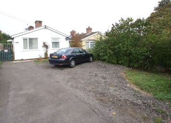 Thumbnail 2 bed detached bungalow to rent in Waldingfield Road, Sudbury