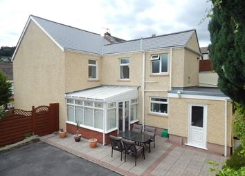Thumbnail 3 bed detached house for sale in Tillery Road, Abertillery