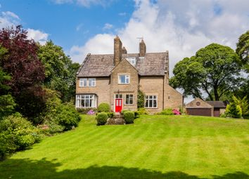 Thumbnail 6 bed detached house for sale in The Old Vicarage, Greens Arms Road, Chapeltown Road, Bolton
