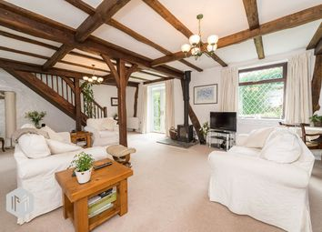 Thumbnail 4 bedroom barn conversion for sale in Egerton Vale, Egerton, Bolton