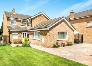 Thumbnail 4 bed detached house for sale in Rookery Drive, Tattenhall, Chester, Cheshire
