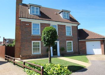 Thumbnail 4 bedroom detached house for sale in Curtis Way, Grange Farm, Kesgrave, Ipswich