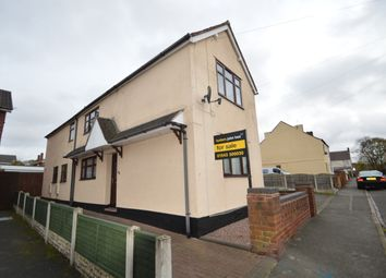 Thumbnail 3 bed detached house for sale in Stafford Street, Heath Hayes