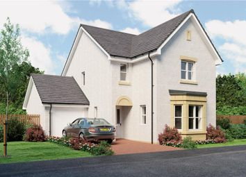 "Thumbnail 4 bed semi-detached house for sale in ""Esk Semi"" at Mossgreen, Crossgates, Cowdenbeath"