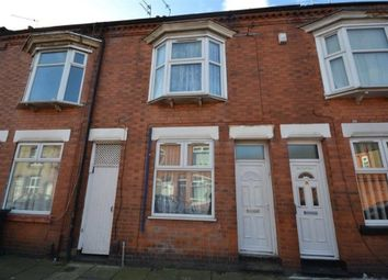 Thumbnail 3 bed terraced house to rent in Wolverton Road, West End, Leicester