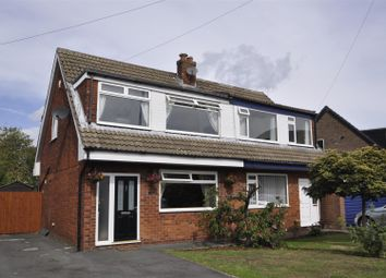 Thumbnail 3 bed semi-detached house for sale in Moorgate Road, Carrbrook, Stalybridge