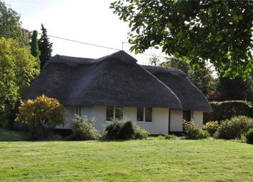 Thumbnail 2 bed detached house for sale in Walden Road, Sewards End, Saffron Walden, Essex