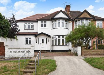 Thumbnail 4 bed semi-detached house for sale in College Hill Road, Harrow