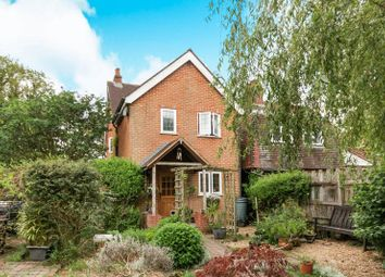 Thumbnail 3 bed detached house for sale in Hollywater Road, Bordon