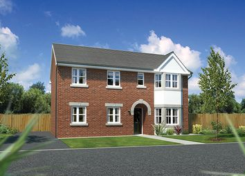 "Thumbnail 4 bed detached house for sale in ""Hollandswood"" At Arrowe Park Road, Upton, Wirral CH49, Upton, Wirral,"