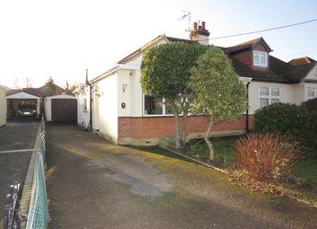 2 bed semi-detached bungalow for sale in Rye Walk, Ingatestone CM4