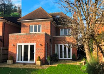 Thumbnail 4 bed detached house for sale in Aylesbury Road, Thame, Oxfordshire