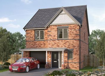 "Thumbnail 4 bed detached house for sale in ""The Holbury"" at Cranleigh Road, Woodthorpe, Mastin Moor, Chesterfield"