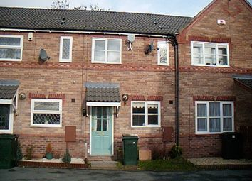 Thumbnail 2 bed terraced house to rent in Haydock Close, Victoria Farm, Longford, Coventry, West Midlands