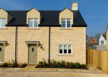 Thumbnail 2 bed semi-detached house to rent in Oak Street, Lechlade