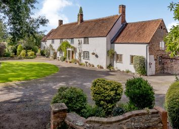 7 bed detached house for sale in Langaller, Taunton, Somerset TA2