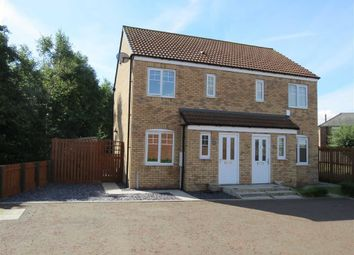 Thumbnail 2 bed semi-detached house for sale in Hattam Close, Birtley, Chester Le Street