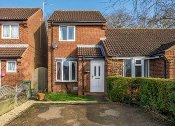 Thumbnail 2 bed end terrace house for sale in Perracombe, Furzton, Milton Keynes, Buckinghamshire