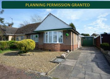 Thumbnail 3 bedroom bungalow for sale in Seagrave Drive, Oadby, Leicester