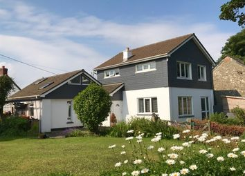 Thumbnail 4 bed detached house for sale in Michaelstow, St. Tudy, Bodmin