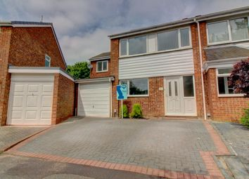 Thumbnail 3 bed semi-detached house for sale in Wyvern, Glascote, Tamworth