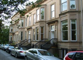 Thumbnail 2 bed flat to rent in Queens Gardens, Glasgow