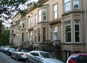 Thumbnail 2 bedroom flat to rent in Queens Gardens, Glasgow