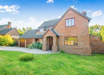 Thumbnail 4 bed detached house for sale in Ruperra Close, Old St. Mellons, Cardiff