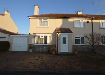 Thumbnail 3 bed semi-detached house for sale in Somerdale Avenue, Weston-Super-Mare
