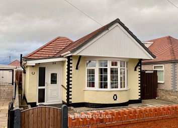 Thumbnail 2 bed detached bungalow for sale in Ridgeway Avenue, Rhyl