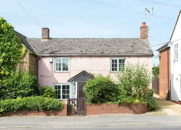 Thumbnail 2 bed cottage for sale in Watling Street West, Fosters Booth, Northamptonshire