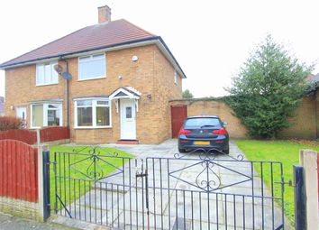 Thumbnail 2 bed semi-detached house for sale in Gerneth Road, Speke, Liverpool