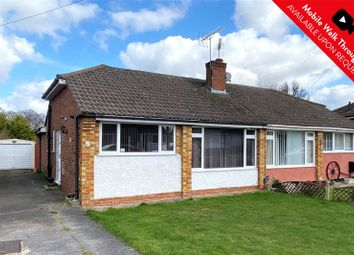Thumbnail 2 bed bungalow for sale in Clouston Road, Farnborough, Hampshire