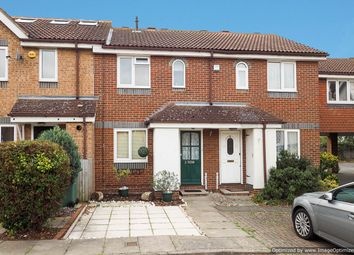 Thumbnail 2 bed terraced house for sale in Mendip Close, Worcester Park