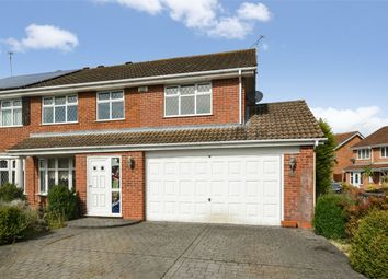 Thumbnail 4 bed semi-detached house for sale in Denshaw Croft, Walsgrave, Coventry, West Midlands