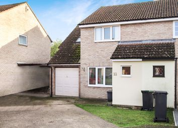 3 bed semi-detached house for sale in Anderson Close, Needham Market, Ipswich IP6