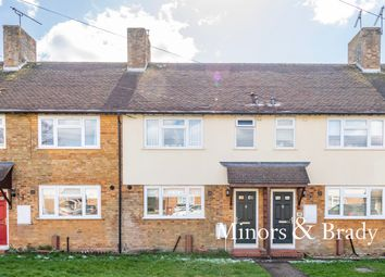 Thumbnail 2 bed terraced house for sale in Cromes Place, Raf Coltishall, Norwich
