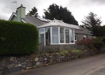 Thumbnail 3 bed bungalow for sale in Waunfawr, Caernarfon, Gwynedd