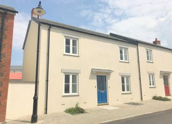 Thumbnail 3 bed semi-detached house to rent in Stret Constantine, Tregunnel, Newquay