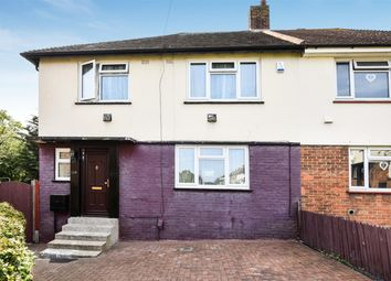 Thumbnail 4 bed semi-detached house for sale in Tyrrell Avenue, Welling, Kent